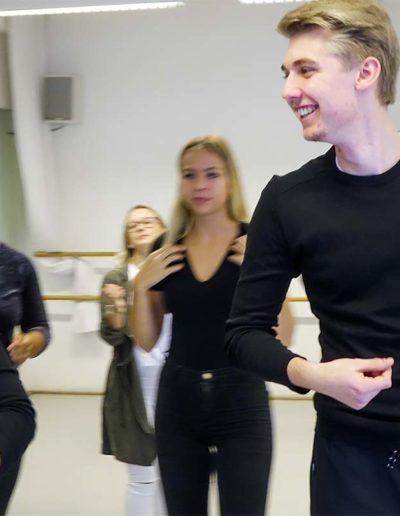 Buehnenkarriere bei Stage Musical Academy