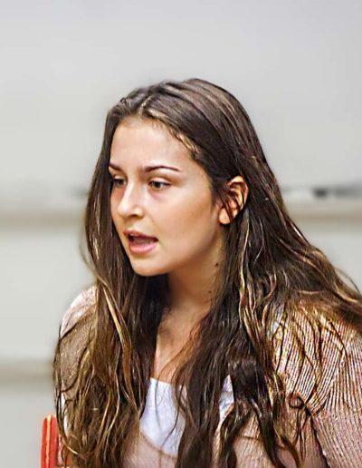 Florentine Roessner Rollenarbeit aus Romeo und Julia