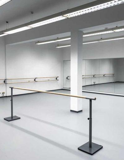 Räume mit Musical Academy Ausstattung