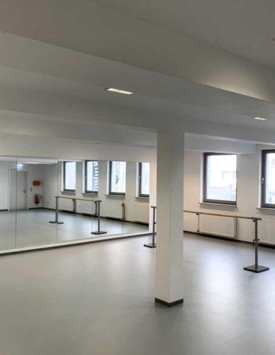 Neu renovierte Räume in Frankfurt Höchst