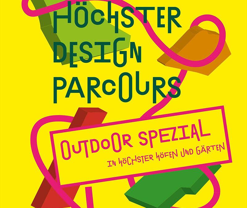 Höchster Designparcours am 28. August 2021